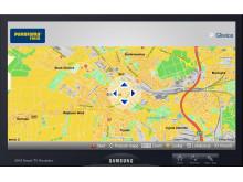 Panorama Firm til Samsung Smart TV - kort