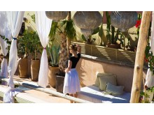 Riad Marrakech - Yoga in Marrakesch mit NOSADE