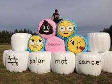 Elin Bäckström bidrag balarmotcancer 2