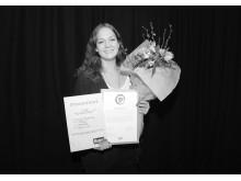 Nadja Frykskog, Årets Vikarie 2013, VRE Education