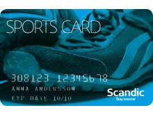 Scandic Sportkort