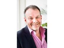 Bo Lindberg, affärsområdeschef Kommunikationslösningar, Öresundskraft