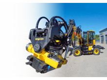 JCB Hydradig superwide