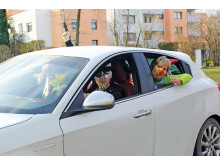 Karneval: aufgepasst im Straßenverkehr!