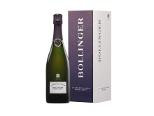 Giftbox och flaska Bollinger La Grande Année Rosé Brut 2007