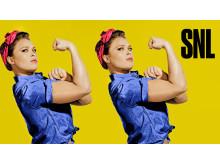 Ronda Rousey i SNL.