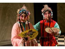 Jeny Wu och Jingxia Hao