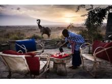 Die Maasai Lodge Tanzania als ein Vortragsthema der FERN.licht Erlebnismesse 2016 in Leipzig