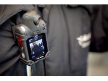 Kroppsburen kamera