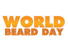 World Beard Day logo