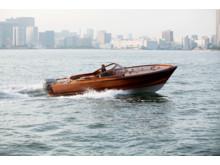 Japansk båttillverkare i nionde generationen, SANO24-RUNABOUT