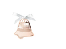 R_Silver_Collection_Christmas_Rose_Gold_Glocke_8_cm