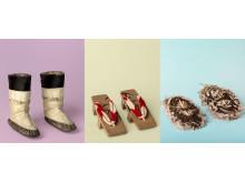 Alverdens sko på Moesgaard Pressefoto