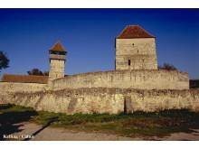 Bo i en medeltida borg