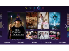 Samsung smart hub movies