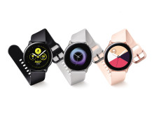 Galaxy Watch Active_KV_Family_Black_RG_Silver