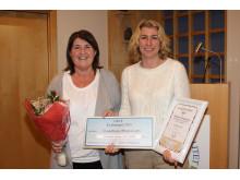 Diabetesmottagningen vinnare av Karlskoga lasaretts kvalitetspris 2015