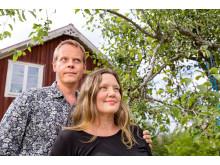 Ola Rosling och Anna Rosling Rönnberg