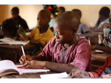 Intensivskola i Mali