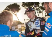 Fjärde VM-titeln i rad för Sébastien Ogier