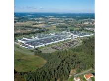 Volvo Cars Engine Plant, Skövde, 2002
