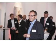 Projektmanagement, das Spaß macht: Jochen Schneiders, Geschäftsführer bei Ferber-Software, hatte eine Menge Tipps für die Gäste des CeeClubs parat.