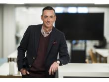 Johan Jervehed, chef för HR-avdelningen på eHälsomyndigheten