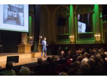 AMA konvent  inledning av Thomas Lundgren