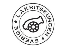 Lakritskungen Söta Kanoner Logga