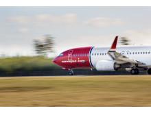 Norwegian 737-800