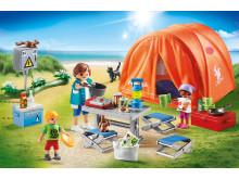 Familien-Camping von PLAYMOBIL (70089)