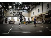 Basket turnering til Friday Jam b-day special