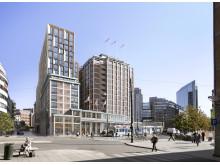 Nye Clarion Hotel Royal Christiania åpner i 2019.