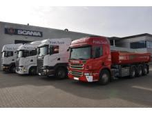 Scania Fuel Tour 2014 kommer til Aarhus