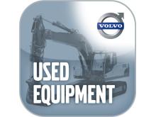 Volvo Construction Equipment - app för begagnade maskiner
