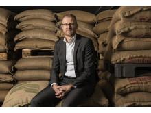 Lars Appelqvist, administrerende direktør i Löfbergs Coffee Group