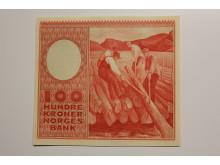Tømmerfløteren 100 kr 1949-1962