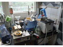 Drugs lab sentencing -  Lab equipment