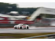 Johan Kristoffersson tog pole position i STCC