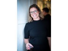 Charlotte Oldne, produktchef för KWV på Arvid Nordquist