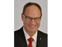 Michael Schmuck, Vorstandsvorsitzender der Sparkasse Neuss