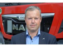 Johannes Boje (46) er udnævnt til Eftermarkedsdirektør med ansvar for MAN Truck & Bus Danmarks samlede eftermarkedsaktiviteter