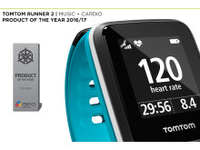 TomTom Runner at ISPO