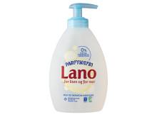 Parfymefri Lano håndsåpe