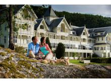 Ein Erlebnis: Historische Hotels wie das Kviknes Hotel in Balestrand