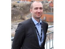 Mattias Backmark, chef affärsutveckling