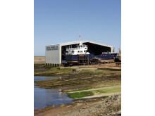 Moray Buckie Shipyard