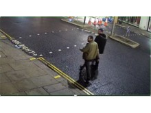 Men wanted for questioning in connection with incident