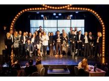 Alle vinnere Sponsor- og Eventprisen 2018