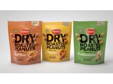 Nutisal Dry Roasted Peanuts
